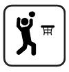 basketbalveld