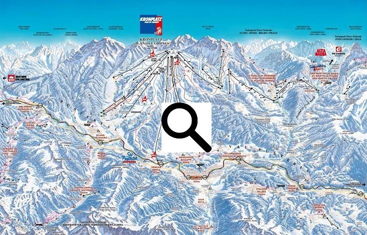 Skigebied Kronplatz