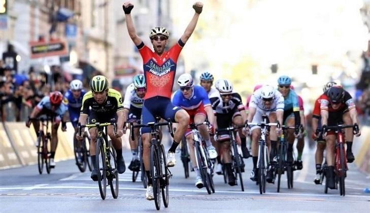 Klassieker Milan-San Remo overwinning Nibali in 2018