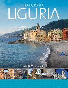 Reisgids Kleurrijk Liguria | Edicola | vanaf €19,95
