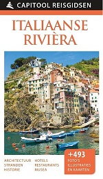 Reisgids Capitool Italiaanse Rivièra | Unieboek | vanaf €25,99