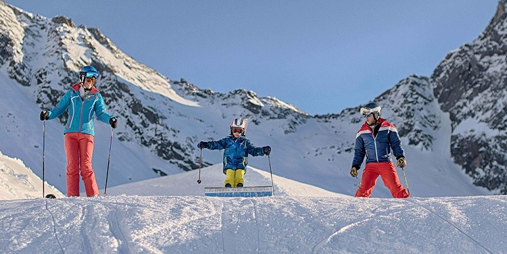 skiplezier Klausberg skiarena