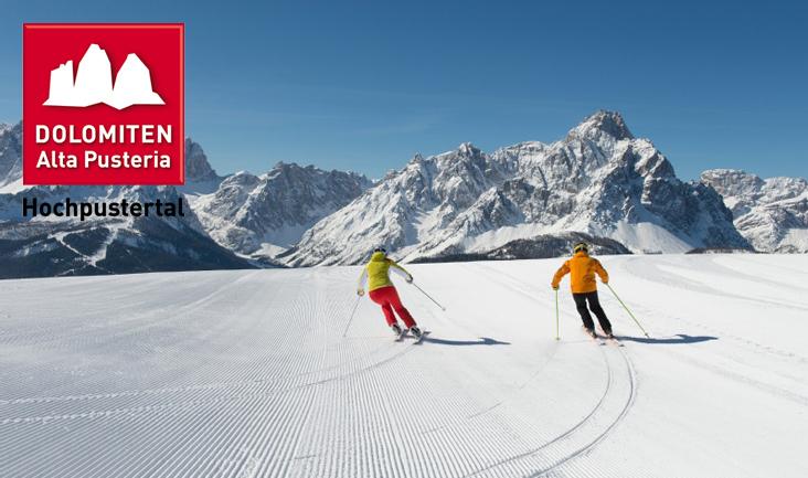 Skigebied Alta Pusteria