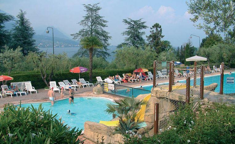 Camping Eden San Felice del Benaco