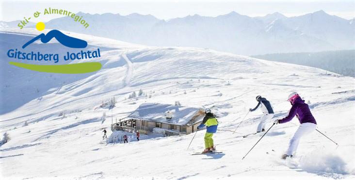 Skigebied Gitschberg-Jochtal