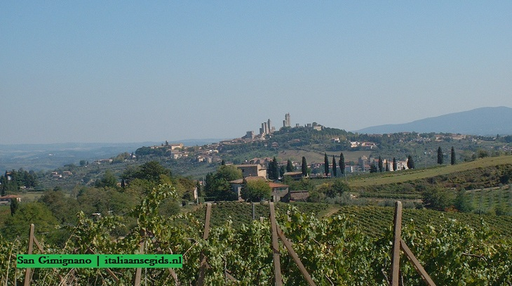 San Gimignano | Toscane