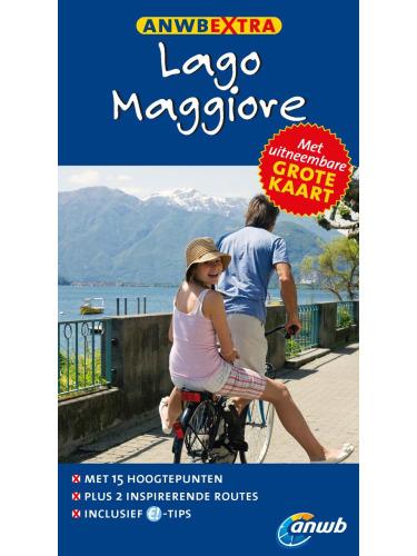 ANWB Extra Reisgids Lago Maggiore