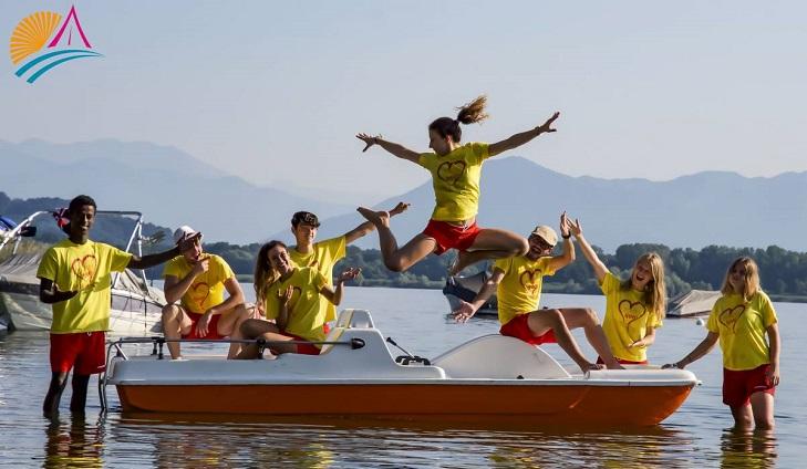 Animatieteam Camping Village Lago Maggiori
