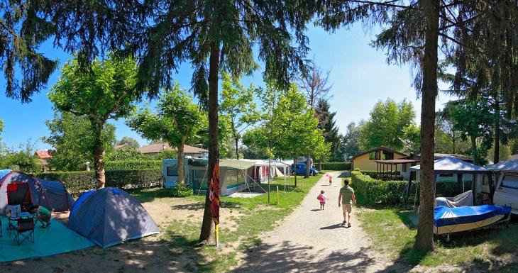 Campingplaatsen Camping Village Lago Maggiori