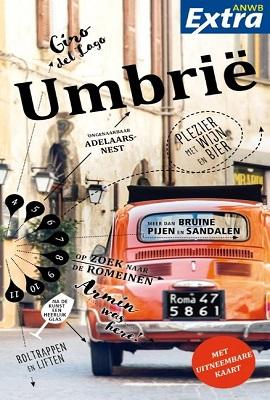 ANWB extra Umbrië - Umbrie | ANWB Media | €11,95