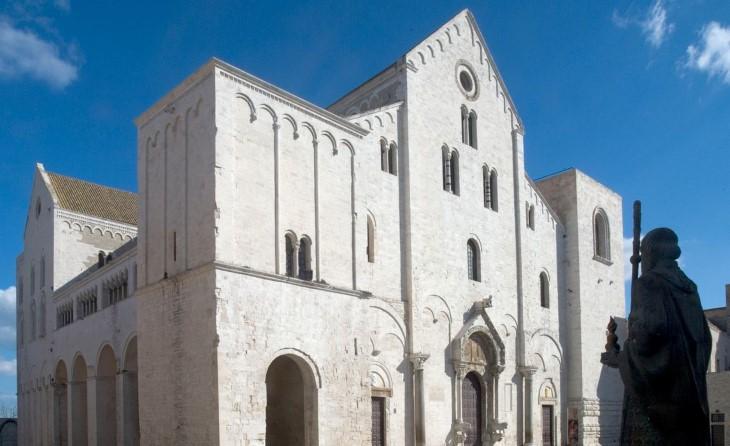 Basiliek van Sint Nicolaas in Bari