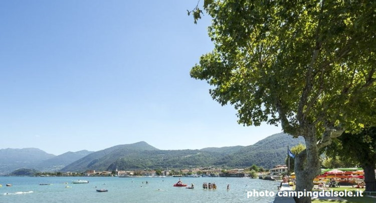 Camping del Sole - Iseomeer