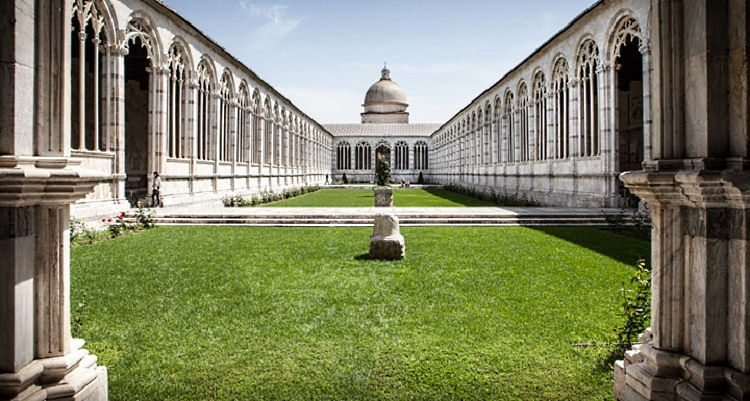 Camposanto binnentuin