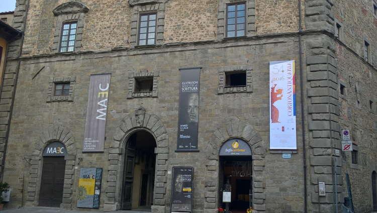 museum Etruskische beschaving in Cortona