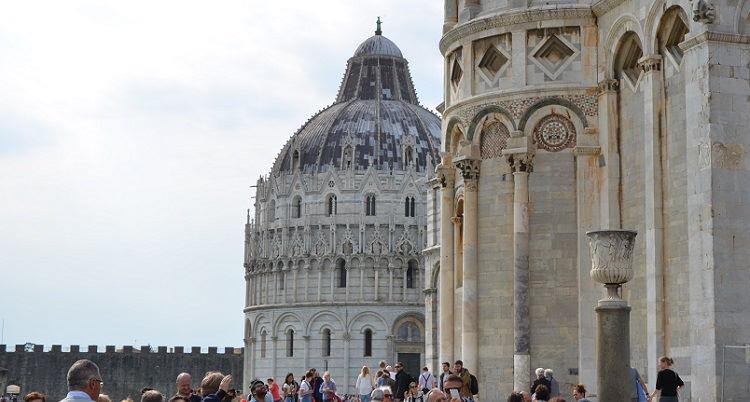 Doopkapel van Pisa