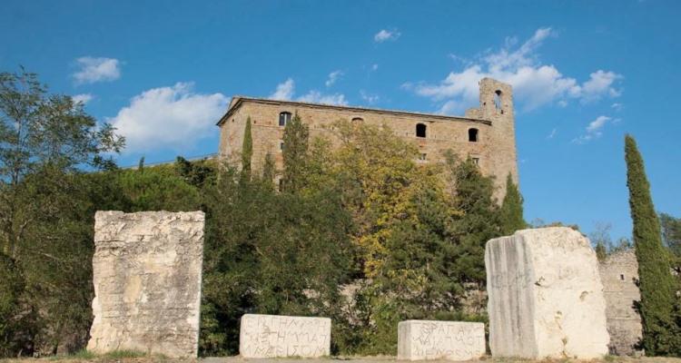 Fort Girifalco in Cortona