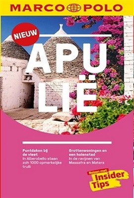 Marco Polo reisgids Apulië - Puglia | €13,50