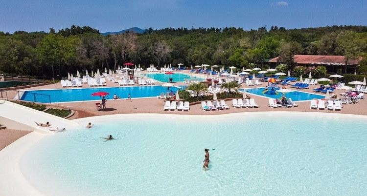 Montescudaio Village zwempark