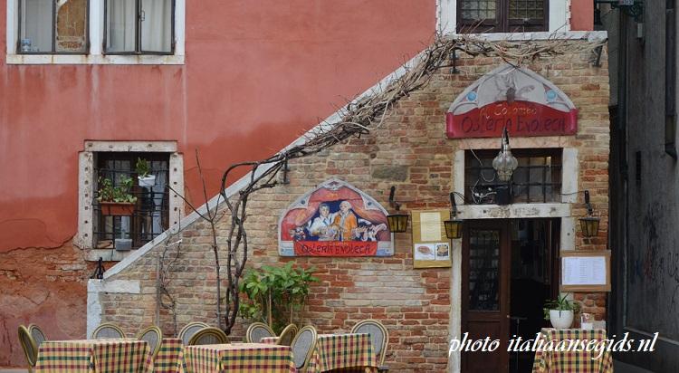 Osteria Enoteca in Venetië