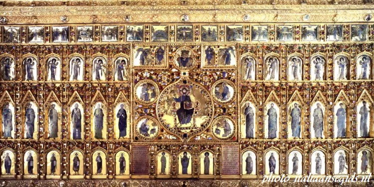 Palo dÓro Basiliek San Marco