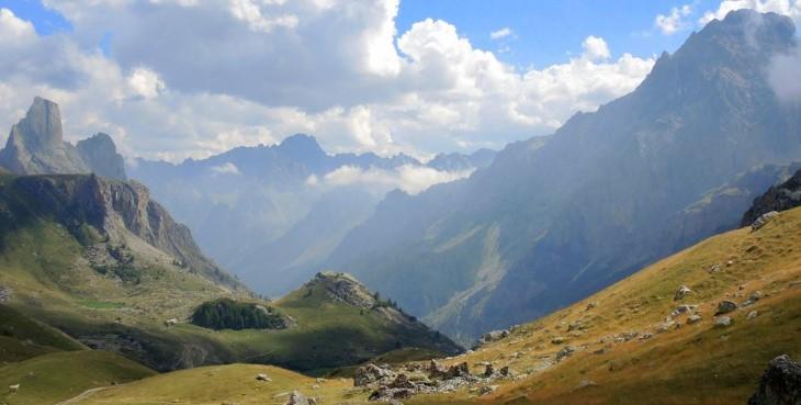 Val Maira in Piemonte