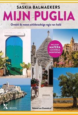 Reisgids Mijn Puglia - Apulië | €20,99