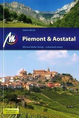 Reisgids Piemonte - Aostadal | Michael Müller Verlag | €22,95