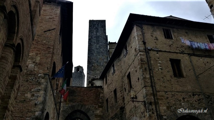 San Gimignano wandeling