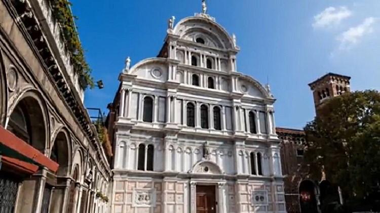 San Zaccaria Venetië