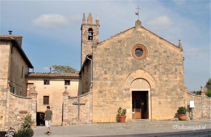 Santa Maria Assunta in Monteriggioni