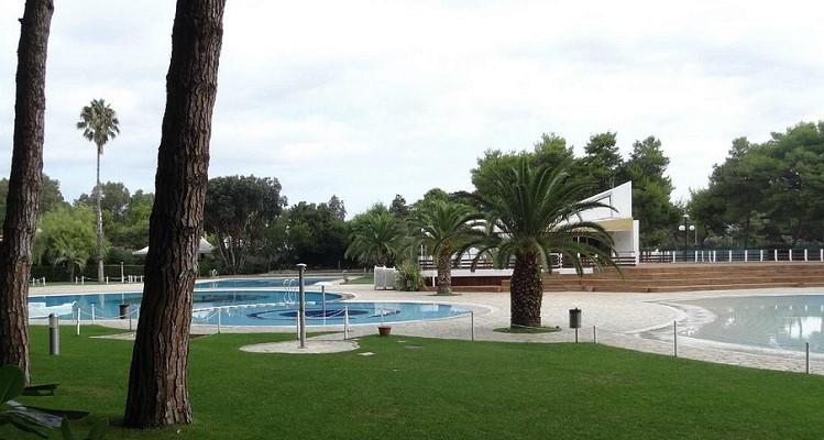 Zwembad Camping Baia Domizia