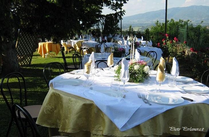 huwelijksfeest bij Perlamora in Toscane