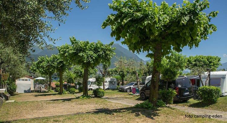 campingplaatsen Camping Eden