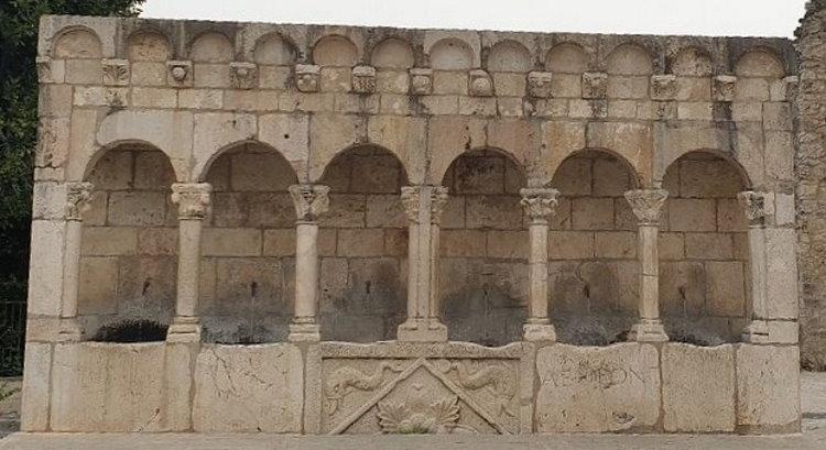 Fontana Fraterna in Isernia, Molise