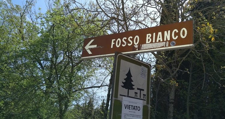 route fosso Bianco