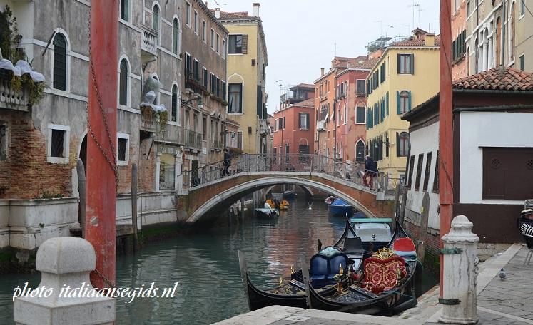 Gondela Venetië