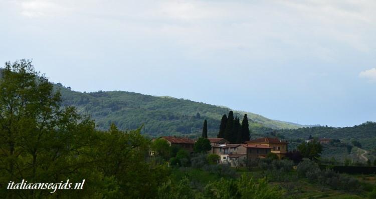 Chiantistreek - Camping Norcenni Girasole club - Figlini Valdarno