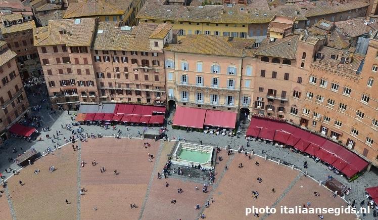 Piazza del Campo in Sienna