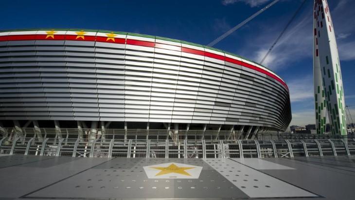 Allianz Stadium Turijn (bron: www.juventus.com)