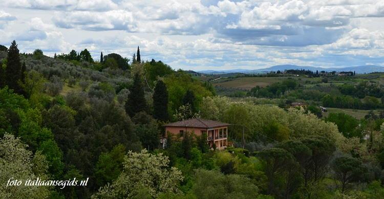 prachtig wonen in de omgeving van Vinci