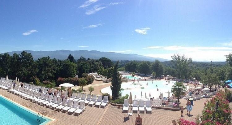 Zwempark bovengedeelte Norcenni Girasole Club