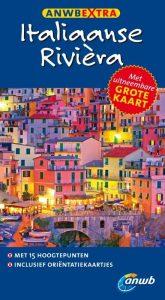 Reisgids ANWB extra Italiaanse Riviera | ANWB Media | vanaf €10,95