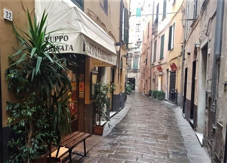 Authetieke italiaanse gerechten bij Da Puppo in Albenga