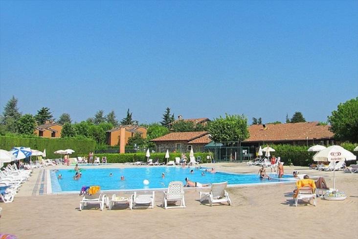 Zwembad Camping Villaggio Tiglio